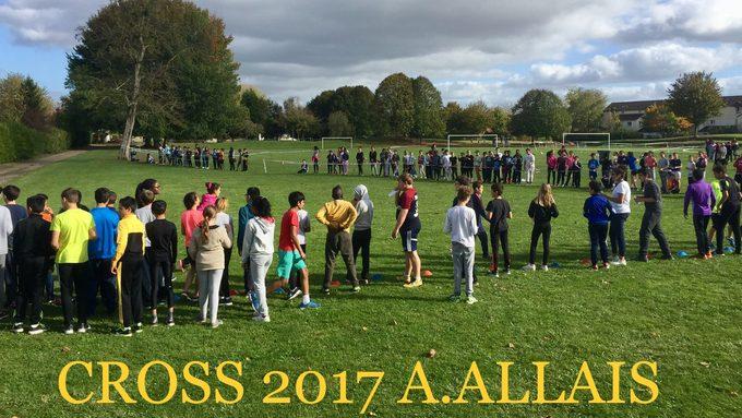 CROSS 2017 A.ALLAIS